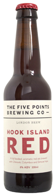 Five Points Ry Bottle