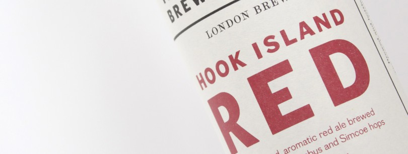 Hook Island Red Label