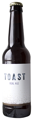 Toast Real Ale Bottle