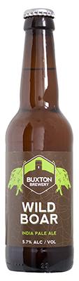Buxton Wild Boar IPA bottle