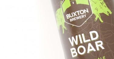 Wild Boar IPA label
