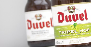 Duvel tripel hop 2016 bottle