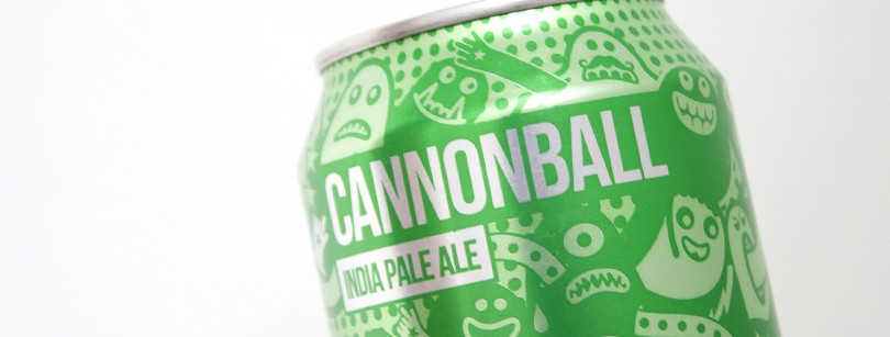 Canned beer magic rock cannonball
