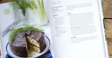 Grow your Own fennell cake