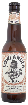 Lowlander IPA Review Bottle