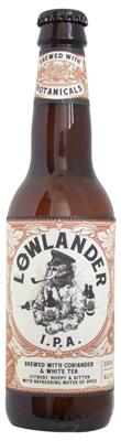 Lowlander IPA Review Bottle