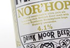 Moor Nor Hop Label