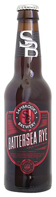 Sam Brooks Battersea Rye Bottle