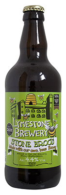 Lymestone Brewery Stone Brood Honey Beer