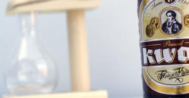 Kwak Glass and Holder Bottle Beer