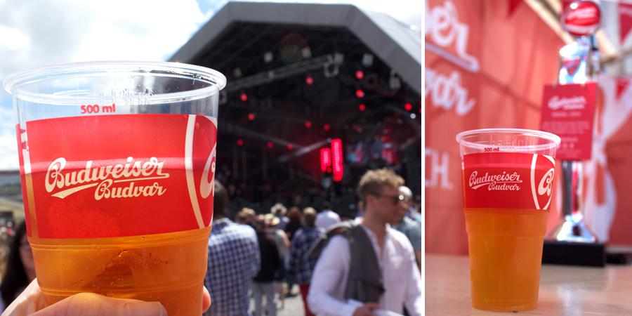 Grillstock festival bristol tank lager review
