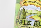 Sierra Nevada Pale Ale Label