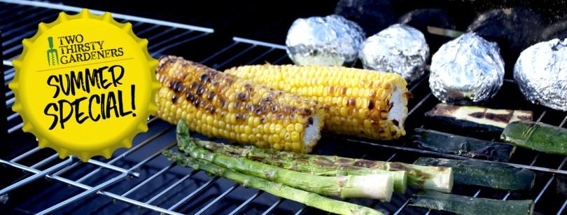 Barbeque recipe vegetable ideas