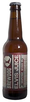 BrewDog Elvis Juice IPA Bottle