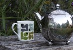 Infusion Tea Pot Mint Cup