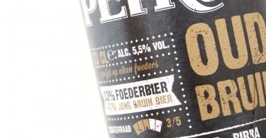 Petrus Oud Brun Label