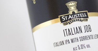 St Austell Italian Job Bottle