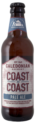 Caledonian Coast to Coast Bottle
