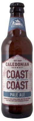 Caledonian Coast to Coast Bottle