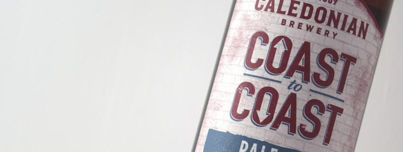 Caledonain Brewery craft beer range