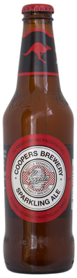 Coopers Sparkling Ale Bottle