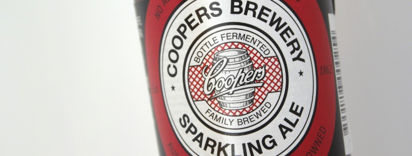 Coopers Sparkling Ale Label