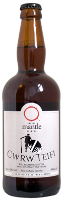 Mantle Brewery Cardigan Bottle