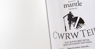 Mantle Brewery Cardigan Cwrw Teifi