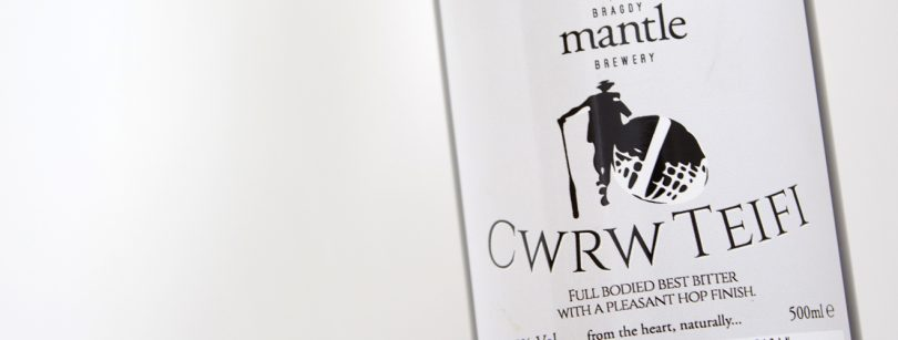 Mantle Brewery Cardigan Cwrw Teifi