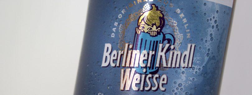 Berliner Kindl Weisse Baby Logo
