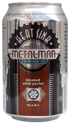 Metalman Heat Sink Can Review Porter