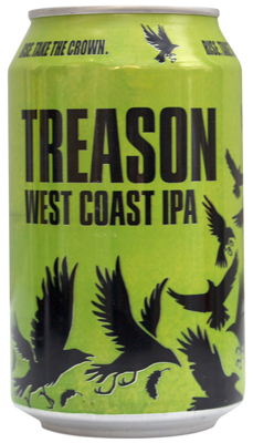 Uprising Treason Can Wetherspoons