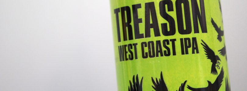 Uprising Treason West Coast IPA