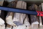 Log Splitting Axe Mighty