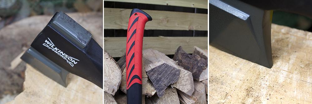 wilkinson sword axes