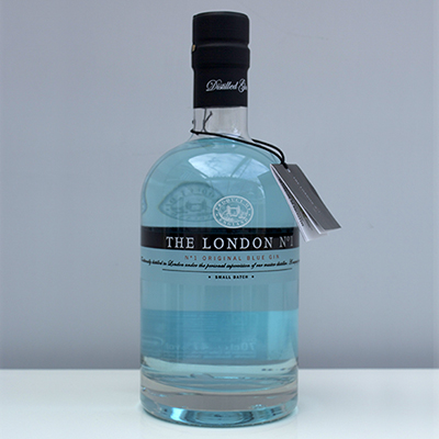 London Number 1 gin Christmas