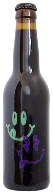 Bottle of Omnipollo noa pecan mudcake