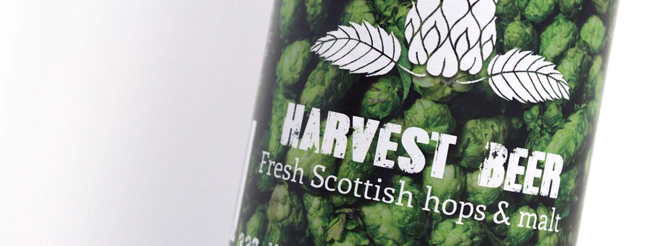 scottish hops harvest beer