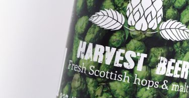 scottish hops harvest beer