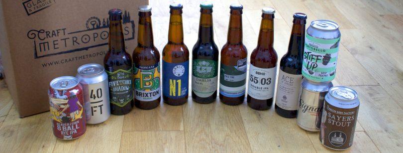 12 london beers