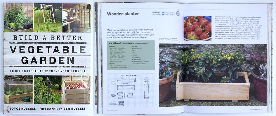 Joyce Russell gardening book