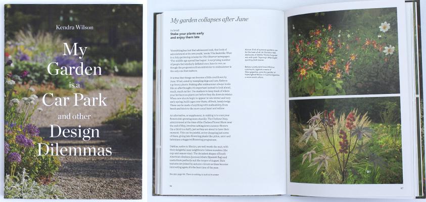 Kendra Wilson gardening book review