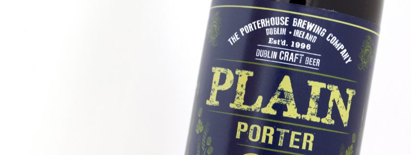 Dublin Plain Porter Label