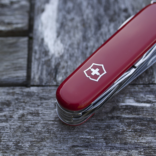 Swiss Army Knife Victorinox Logo