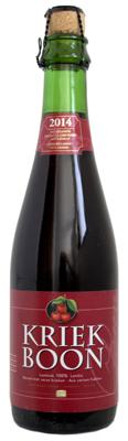 Kriek Boon Beer Review Bottle