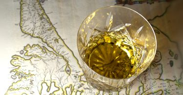 Dram Talisker 10 year old whisky