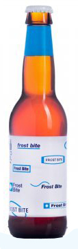 To Ol Frost Bite brewed pine