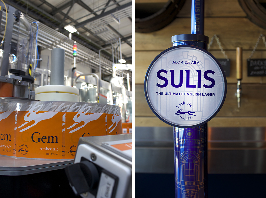 beers gem and sulis lager