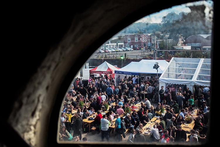 beer festival in Bristol 2017