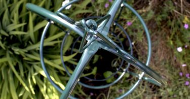 metal trellis review